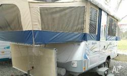 JAYCO EAGLE, 2008, WHITE, Other, Come and have a look