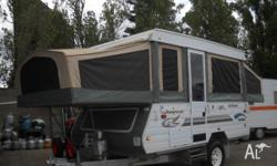 Jayco Eagle Outback Camper Off Road 12'6 X 7, 2002,