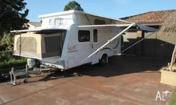 Fantastic Family Caravan Hard to come by in this