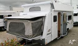 JAYCO EXPANDA 17.56-2 SHOWER / TOILET MY10, 2011,