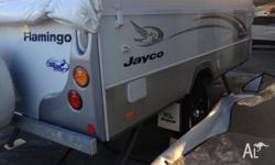 Jayco Flamingo Outback 2010 - $23000. Purchased Sept