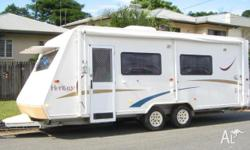 JAYCO HERITAGE 22, 2004, Caravan, 1 X DOUBLE, SHOWER -