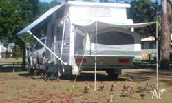 Jayco Outback Expanda 2003. One owner since new. 2.2