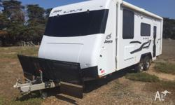 The Silverline is a magnificient touring caravan, and