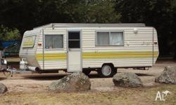 Great Family Pop-Top Caravan in good clean used