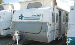 JAYCO STARCRAFT, 1996, Pop Top, Jayco Starcraft 1996