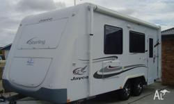 2010, Jayco Sterling 18ft6inches. AS NEW CONDITION,Air
