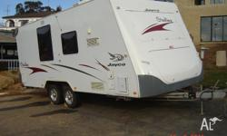 2008 model, front kitchen, rear ensuite(shower and