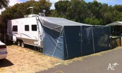 This Jayco Sterling caravan is in great condition and