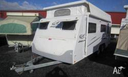 Up FOR SALE is our Tandem Axle Jayco Sterling