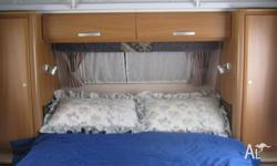 Tandem axle, 19ft long, island bed, ensuite, digital