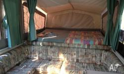 PRICE SLASHED !!!!!!! 1998 Jayco Swan in very good