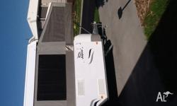 2013 Jayco Swan as new. Only used twice traveled approx
