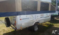 Jayco swan outback very tidy, in great nick will sell