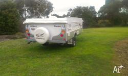 2009 Swan Outback, standard model with extras including
