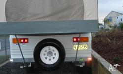 JAYCO SWAN OUTBACK CAMPER TRAILER SINGLE AXLE, 2003,