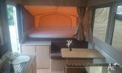 THIS IS THE CURRENT MODEL JAYCO SWIFT CAMPER, SUITABLE