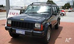 JEEP,CHEROKEE,1995, 4D WAGON, 4, 6cyl, AUTOMATIC 4X4,