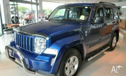 JEEP, CHEROKEE, KK, 2010, 4x4, Deep Water Blue Pearl,