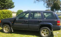 Make: Jeep Model: Grand Cherokee Mileage: 228,125 Kms