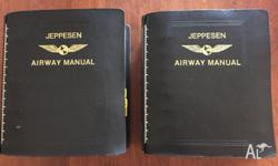 Up to date whole of Australia Jeppesen Airways Manual.
