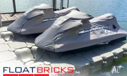 FloatBricks - The Original Modular Docking Systems sold