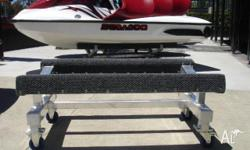 Jet Ski Workshop Trolley Aluminum, Jet Ski - Sit Down,