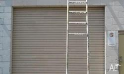 Jetty Ladder - Aluminum Access Ladder - Second Hand,