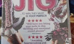 JIG is the remarkable story of the 40th Irish Dancing