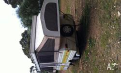 Jayco swan for sale Perfect for large families sleeping