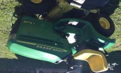 John deere lx 279 - overall in good condition,