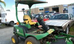 JOHN DEERE MOWER 4X4, 1445, 2000, 4x4, Mower, WHAT A