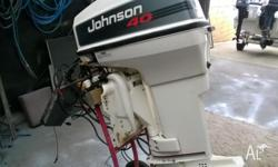Good clean condition, was purchased to fit to last boat