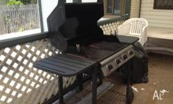I have a 4burner BBQ for sale. Very good condition. It
