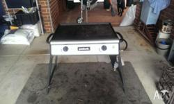 Jumbuck bbq in excelent condition no longer needed as