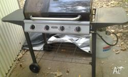 Used Gas BBQ for sale. Good condition but could do with