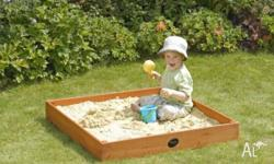 Hi, Selling a Plum Junior Sandpit as I have a spare one