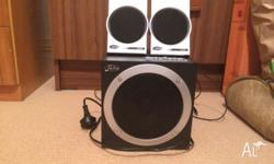 Great speaker system with plenty of life left in them,