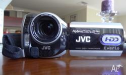 VC Everio GZ-MG275 Hard Disk Digital Video Camcorder