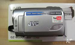 JVC Everio S Memory Camcorder with 28 optical Zoom SD