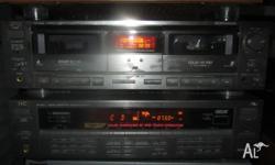 Teac AG-D9260 AV Digital Multi Channel Receiver Stereo