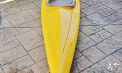 up for sale is my K1 light weight fibreglass older