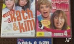 Kath & Kim DVD Collection Sit back, put your feet up,