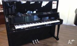 Last one!!! Our last one in stock. Kawai K8 132cm
