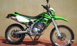 KAWASAKI,250CC,2009, ENDURO, .2, 1cyl, 6sp MANUAL,