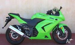 KAWASAKI,250CC,2009, SPORTS, .2, 2cyl, 6sp MANUAL,