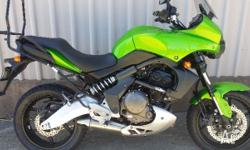 Kawasaki KLE650A Verseys 2007 good condition 43,000ks