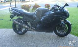 For Sale - My 2012 Kawasaki ZX14R ABS, first registered