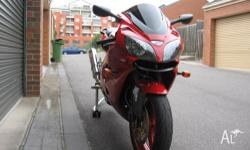 Model: ZX9r 2001 Number of Previous Owners: 0 Type: