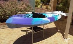 Kayak Escape Brand made in Western Australia. The Kayak